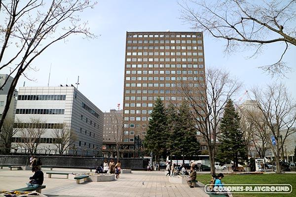 札幌市中央区北1条西2丁目 札幌市役所本庁舎