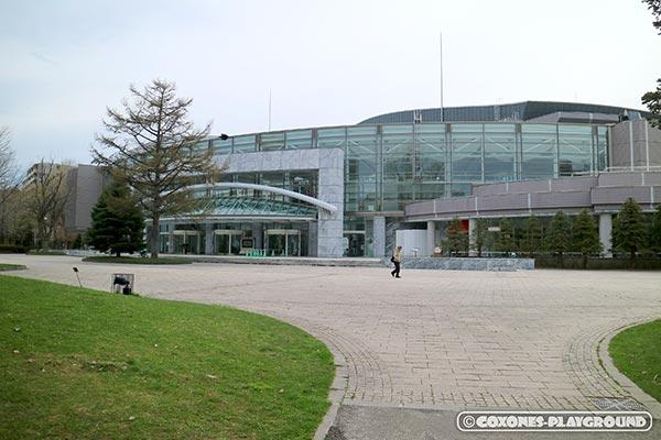 コンサートホールkitara外観