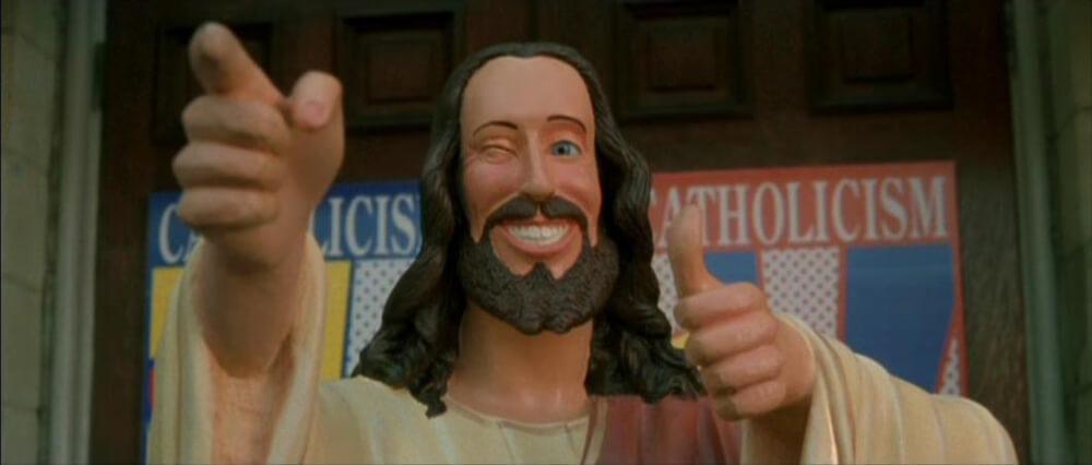 ドグマはキリスト教が題材の映画
