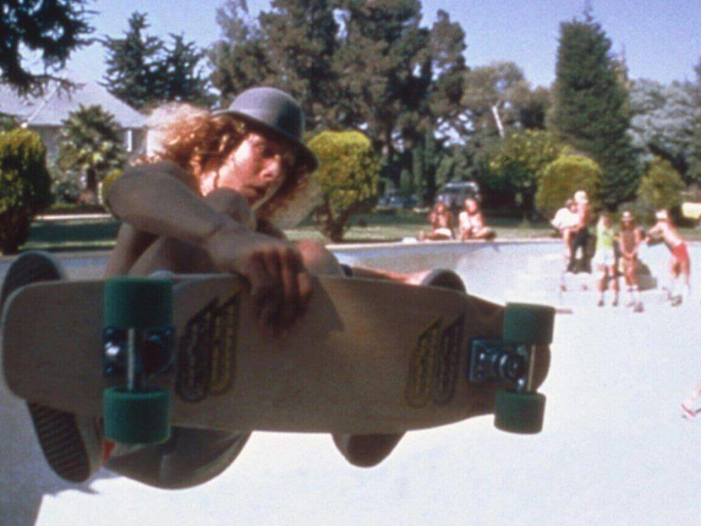 スケートするトニー・アルバ