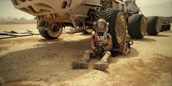 火星で過ごすワトニー
