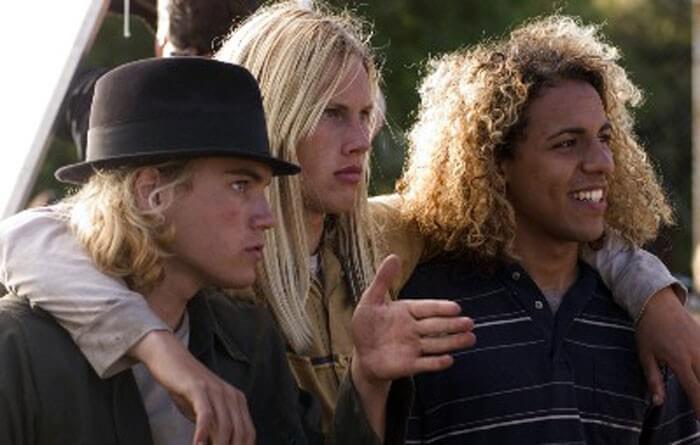 ジェイとステイシーとトニー