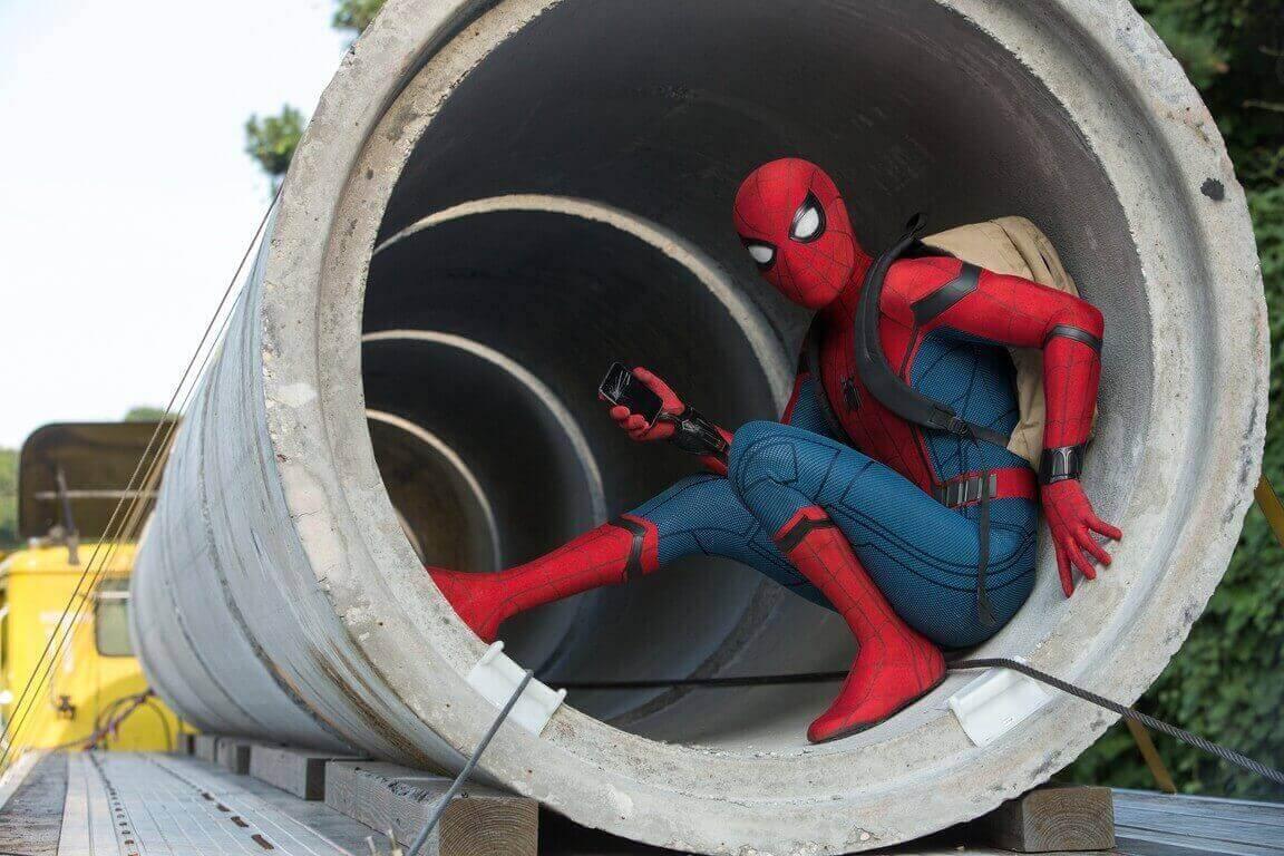 放課後はスパイダーマンになるピーター