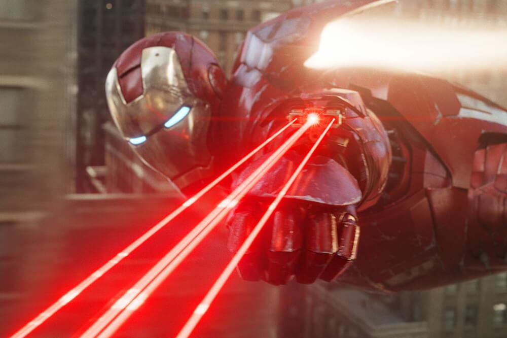 アイアンマンがアベンジャーズでもメイン