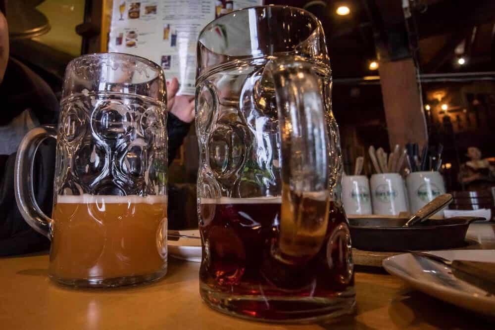 小樽ビール飲み放題