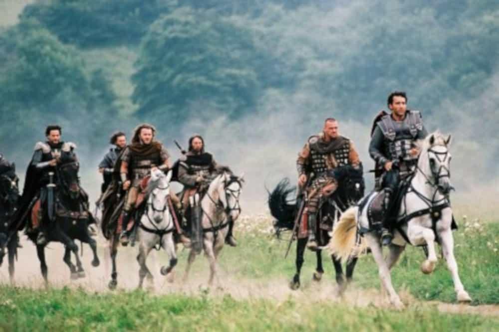 アーサーと円卓の騎士