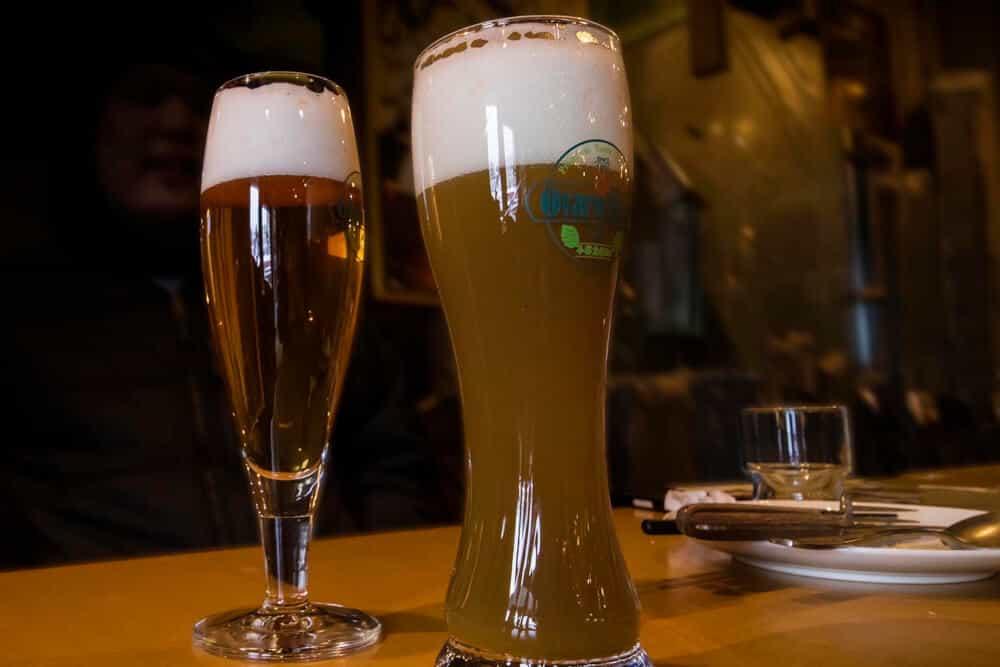 小樽ビール・フルーツ・ハーブ・ライトビール