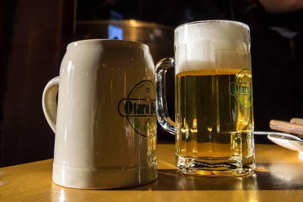 小樽ビール・季節のビール
