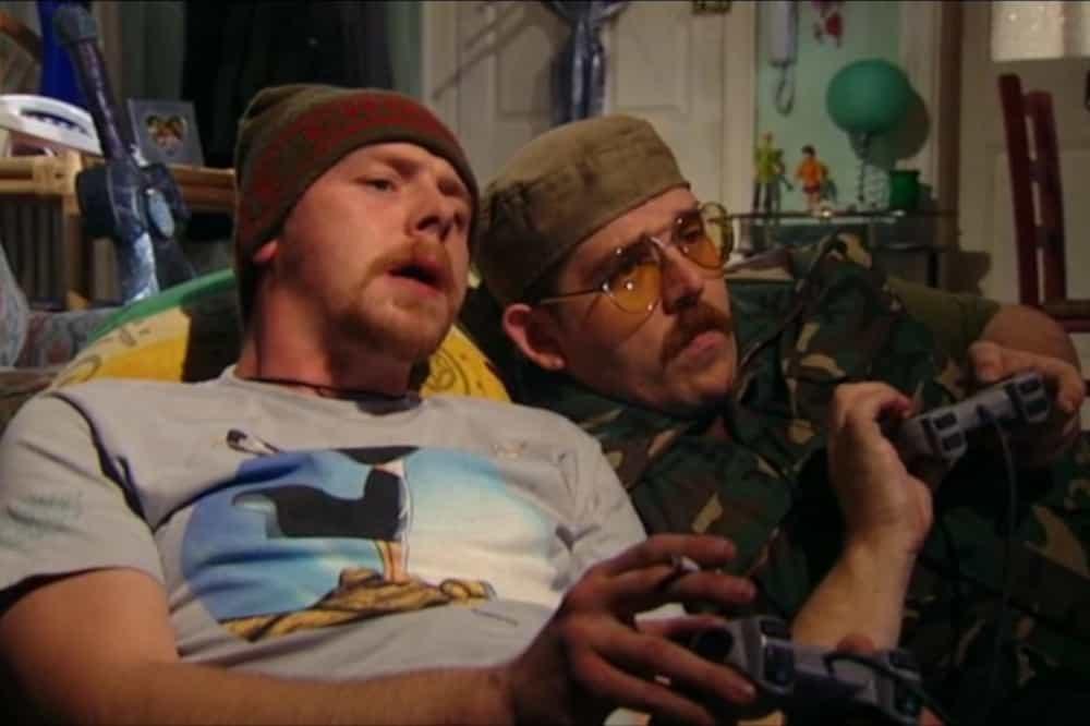 ティムとマイク